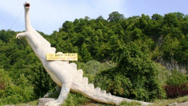 Музей «Причуды Леса» в Джубге