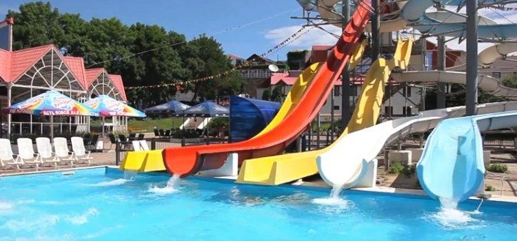 Аквапарк «Черномор» п. Лермонтово