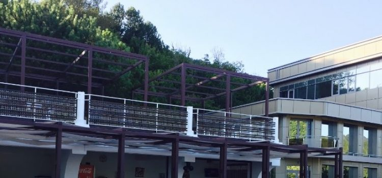 БАР&Ресторан «Caro Pizza-Grill» в Небуге