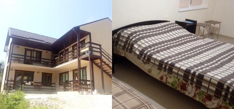 Гостевой дом «Фермонд» в Джубге