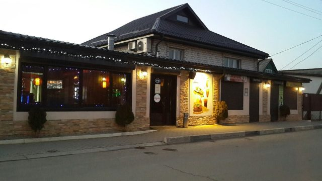 L' cafe в п. Джубга