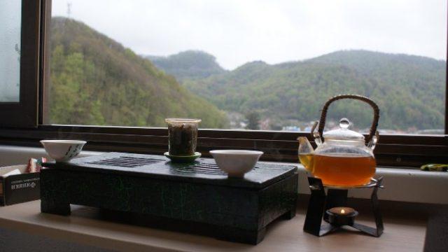 Чайный клуб «Путь Сердца» в п. Агой