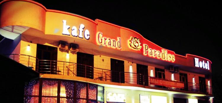 Отель Grand Paradise в Джубге